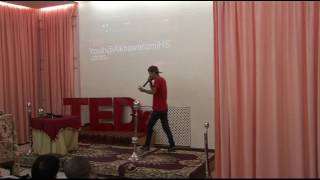 Download What's Beatbox? | Mohammed ATALLAH | TEDxYouth@AlkhawarizmiHS Video
