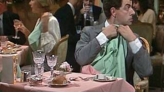 Download The Restaurant | Funny Clip | Mr. Bean Official Video
