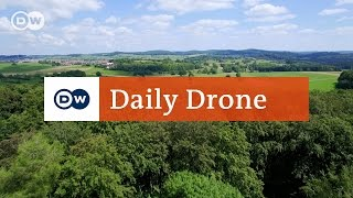 Download #DailyDrone: Swabian Mountains Video