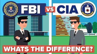 Download FBI vs CIA - How Do They Compare? Video