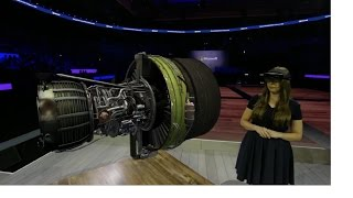 Download Hololens and Japan Airlines demo at WPC 2016 Video
