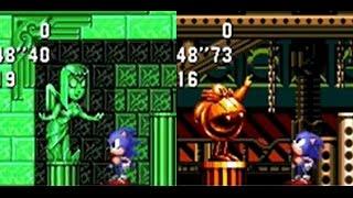 Download Sonic CD: Wacky Workbench's Statue Easter Egg (Sega CD Version) Video