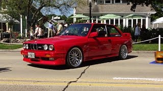 Download 1988 BMW E30 M3 2 Door Coupe in Red Paint & Engine Start Up on My Car Story with Lou Costabile Video