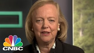 Download HPE CEO Meg Whitman On Leading HPE Through One Of The Biggest Breakups In Corporate History | CNBC Video