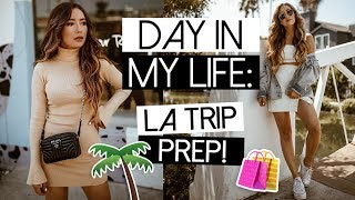 Download Shopping For LA Trip + Apartment Updates! | Caitlin Bea Video