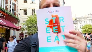 Download Carnaby Street London Bars + Restaurants Street Eat Food Festival Video