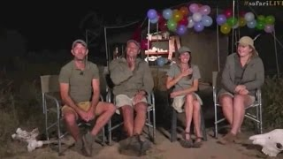 Download Safari Live's Special Fireside Chat : Wild Earth TV turns 10 today April 27, 2017 Video