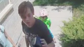 Download Good-Hearted Kids Return Lost Wallet With $700 Cash to Owner Video