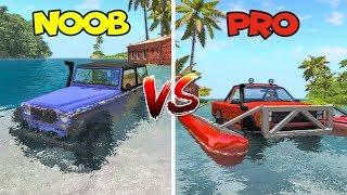 Download NOOB vs PRO #1 (comparison challenge) - Beamng drive | SpeedRoll Video