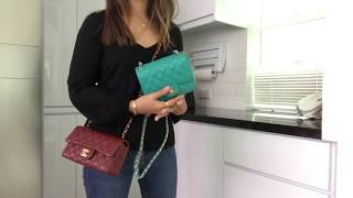 Download My Luxury Bag Collection of 2018 Video
