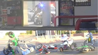 Download JUMPED OVER POLICE CAR RUNNING FROM A COP!!! Video