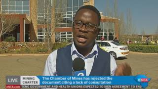 Download Middleburg residents disrupt Mineral Resources Minister address Video
