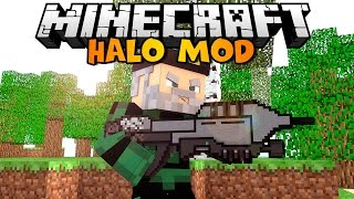 Download Minecraft: HALO EN MINECRAFT | HALO Mod Review Video
