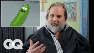 Download Dan Harmon Breaks Down the Biggest 'Rick and Morty' Moments Ever | GQ Video