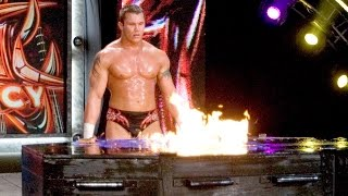 Download Randy Orton's 4 most diabolical moments Video