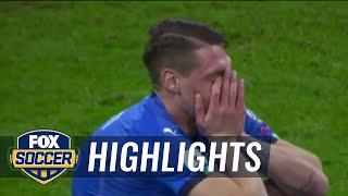 Download Italy vs. Sweden | 2017 World Cup Qualifying Highlights Video