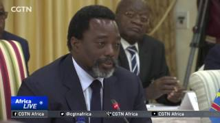 Download South African President Jacob Zuma calls for dialogue in DRC Video