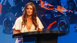 Download Danica Patrick at the 2018 Indy 500 Victory Celebration Video