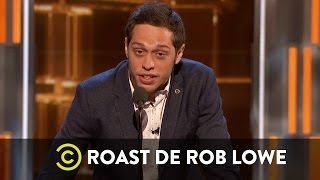 Download Pete Davidson - Roast de Rob Lowe Video