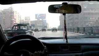 Download Driving in Cairo Video