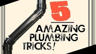 Download 5 AMAZING PLUMBING TRICKS! | GOT2LEARN Video