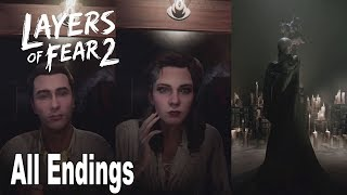 Download Layers of Fear 2 - All Endings + Secret Ending [HD 1080P] Video