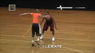Download 5 Different Basketball Moves - Sedale Threatt Jr in UNGUARDABLE Video