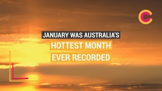 Download Hottest month ever recorded in Australia \\ Climate Council Video