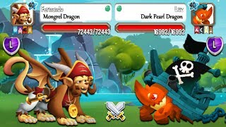 Download Dragon City - Mongrel Dragon & Dark Pearl Dragon | Pirate Combo Pack 2017 Video