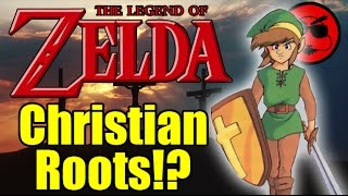 Download Legend of Zelda's UNBELIEVABLE Origins in Christianity! (No Spoilers) - Game Exchange Video