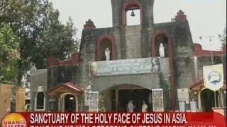 Download UB: Sanctuary of the Holy Face of Jesus in Asia, dinarayo ng mga debotong gustong magnilay-nilay Video