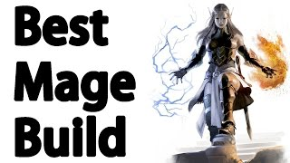 Download Skyrim: The Best Mage build (Spell Class Setup) Video