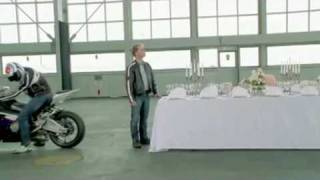 Download BMW S1000RR Table Cloth Video