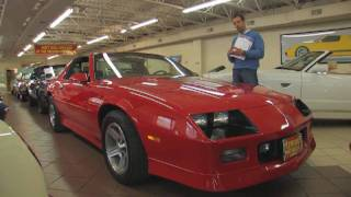 Download 1989 IROC Z28 Camaro for sale with test drive, driving sounds, and walk through video Video