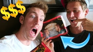 Download $100 TRADING CARD BOX OPENING! Video