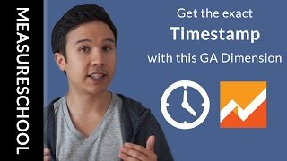Download Google Analytics Timestamp Custom Dimension with Google Tag Manager Video