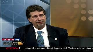 Download Entrevista al vicepresidente de la Sociedad Dominicana de Geología, Eduardo Verdeja Video