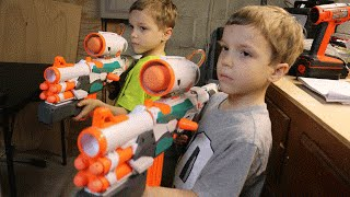 Download Nerf War: The Welder Video