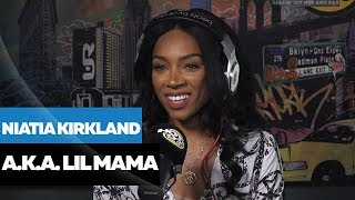 Download Niatia (Lil Mama) On Defending Chris Brown, Being A Meme + Her New Journey Video