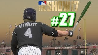 Download CRUSHING ONE INTO THE COVE!   MLB The Show 17   Road to the Show #27 Video