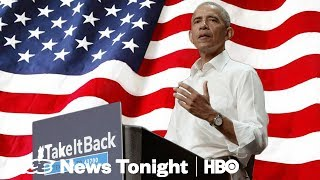 Download Obama Is Back — Here's What He's Saying (HBO) Video