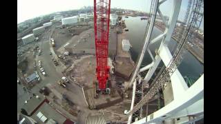 Download Building the Chelsea Street Bridge - Sheave Lift Video