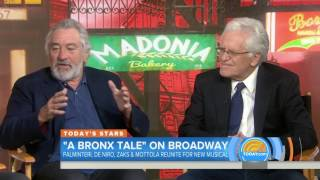 Download Robert De Niro on Trump and inauguration boycotts: 'Everybody has to be on guard' Video
