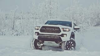 Download 2017 TRD Pro Tacoma : Exclusive Test Video