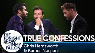 Download True Confessions with Chris Hemsworth and Kumail Nanjiani Video