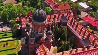 Download Drone Grand Tour - Chernivtsi National University Video