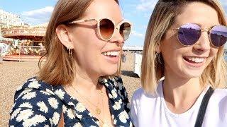 Download Beach Fun & Sleepover With Zoe & Alfie | Tanya Burr Video