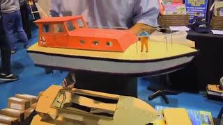 Download RC Model Pilot Boat Video