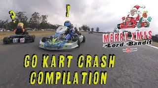 Download GO-KART CRASH COMPILATION! Merry Xmas! Video