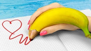 Download 10 DIY Weird Summer School Supplies You Need To Try / Funny Pranks! Video